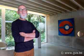 Carrièreswitch: vertaler Luc Franken opent galerie in stijlv... (Berchem) - Gazet van Antwerpen