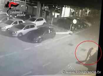 Castenedolo, furto al parcheggio dell'Ipersimply: il tatuaggio incastra il ladro - ÈliveBrescia TV - elivebrescia.tv