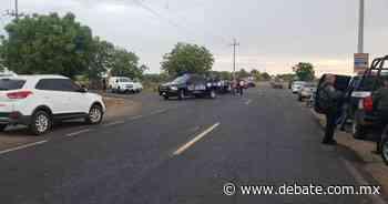 Asesinan a taxista en camino a Ceuta de La Cruz de Elota - DEBATE