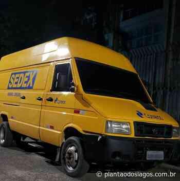 Van clonada que seria usada para cometer crimes é apreendida em Resende - Plantão dos Lagos