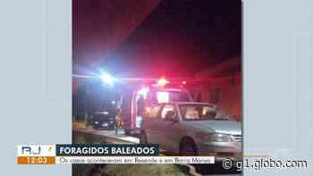 Homem é baleado no bairro Santo Amaro, em Resende - G1