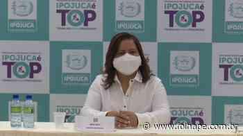 Ipojuca anuncia que investirá R$ 118 milhões para retomada da economia - Folha de Pernambuco