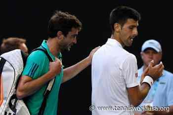 Gilles Simon suggests some are praying for Novak Djokovic's downfall - Tennis World USA