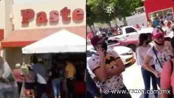 En Día del Niño, rompen cuarentena en Culiacán para comprar pizza - La Razon