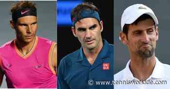 """""""Roger Federer, Nadal und Djokovic werden aufhören"""", sagt der ehemalige Top 10 - Tennis World DE"""