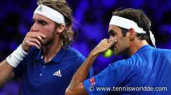"""""""Es ist großartig, dass Stefanos Tsitsipas wie Roger Federer weint"""", sagt Top-Trainer - Tennis World DE"""