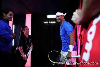 Borg: Roger Federer & Rafa Nadal haben mehr Zeit an der Spitze verbracht als Djokovic - Tennis World DE