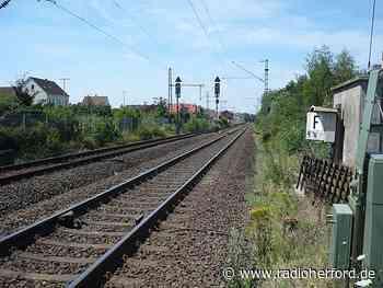 Bahnübergang am Kraftwerk Kirchlengern wohl bald geschlossen - Radio Herford