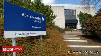 Coronavirus: Aberdeenshire Council 'to save up to £60m by March 2022'