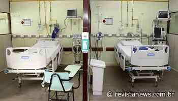 Hospital São Camilo de Esteio tem seis novos leitos de UTI - Revista News