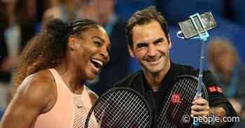 Serena Williams, Roger Federer Join More Tennis Stars to Show How They're Spending Self-Isolation - PEOPLE