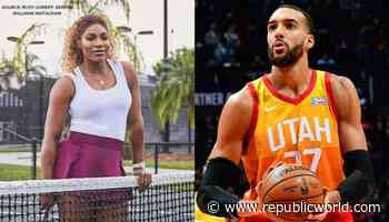 Rudy Gobert makes a blunder with Serena Williams Facebook post mix-up, gets trolled online - Republic World - Republic World