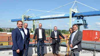 Hafenlärm: Neuwied und Andernach formulieren gemeinsame Vereinbarung - Kreis Neuwied - Rhein-Zeitung