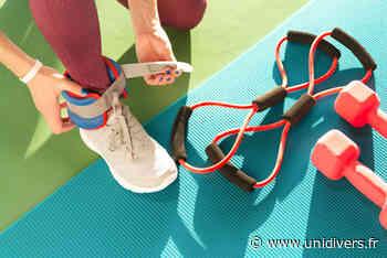 Renforcement musculaire Chatellerault,Parc du Verger jeudi 9 juillet 2020 - Unidivers