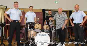 30 Songs, 250 Tonspuren: Bundeswehr-Musikkorps in Siegburg stellt eigene CD vor - General-Anzeiger Bonn