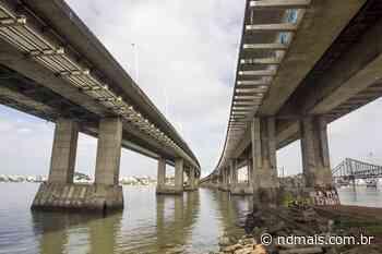 Trânsito da Ponte Colombo Salles será desviado pela Pedro Ivo no fim de semana - ND