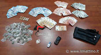 In auto con marijuana e cocaina, corriere della droga arrestato ad Afragola - Il Mattino