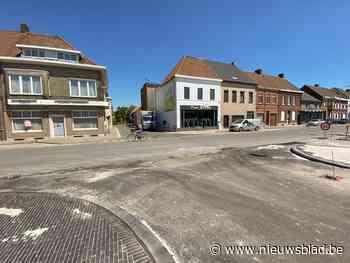 Knip aan Stationsplein moet sluipverkeer in Handelsstraat on... (Ingelmunster) - Het Nieuwsblad