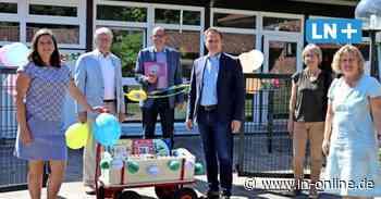 Eutin: Kita Seerose eingeweiht - Kinderbetreuung gesichert - Lübecker Nachrichten