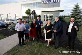 Malley Industries Wins Business Excellence Award At Expansion Dieppe Virtual Banquet - Huddle Today