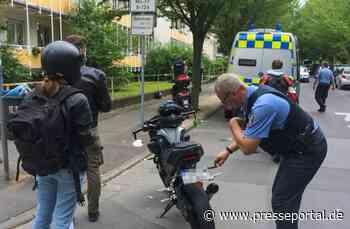 POL-WE: Zweiräder kontrolliert in Bad Nauheim - Presseportal.de