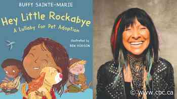 Buffy Sainte-Marie's love of animals shines through in her first picture book for kids - CBC.ca