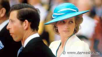 Royals: Expertin packt aus – Prinzessin Diana wollte nie ... - Der Westen