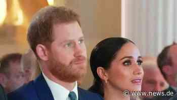 Royals: Harry und Meghan: Neuer Job als Promi-Redner? - news.de