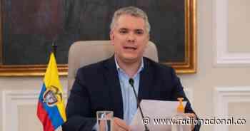 """""""Nadie puede bajar la guardia durante el puente festivo"""": Duque - http://www.radionacional.co/"""