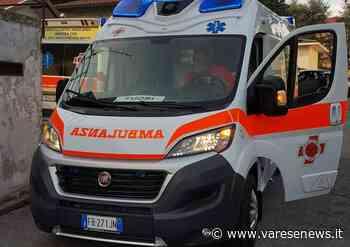Scontro tra auto e moto in piazza san Lorenzo a Gallarate - Varesenews