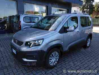 Vendo Peugeot Rifter BlueHDI 130 S&S Active Standard nuova a Gallarate, Varese (codice 7679526) - Automoto.it
