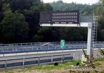 Lavori sulla autostrada A26 tra Gallarate e il Lago Maggiore - Varesenews