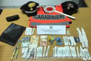 Carabinieri - Pergine Valsugana (tn) * droga: « ARRESTato UN geometra 44enne di Belluno PER DETENZIONE DI EROINA Ai FINI DI SPACCIO - agenzia giornalistica opinione