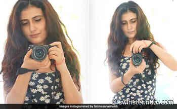 Fatima Sana Shaikh's Style Is Summery And Chic All Year Through - NDTV Swirlster