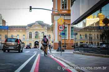 Ciclofaixa da Rua Siqueira Campos deve ser finalizada em julho - GauchaZH