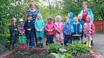 Hilchenbach: Von der Kleinkinderschule zur modernen Kita - Westfalenpost