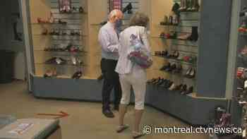 Tony Shoes in Westmount prepares to close after 83 years, but owners say it's a happy occasion - CTV News Montreal