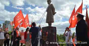 Monument to Joseph Stalin unveiled in Nizhny Novgorod - In Defense of Communism