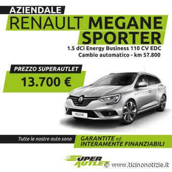 Superauto Magenta: le promozioni pazze di venerdì 26 giugno - Ticino Notizie