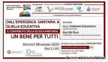 Magenta, centro Tragella PRO scuole paritarie: martedì 30 incontro (online) - Ticino Notizie