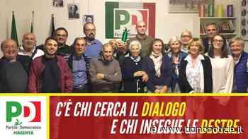 Magenta, Pd contro Minardi: 'Insegue le destre. Buon viaggio' - Ticino Notizie