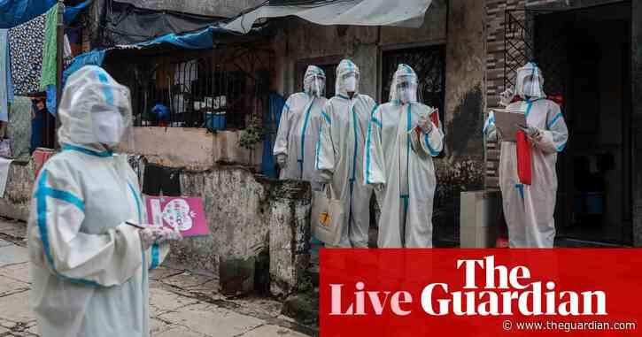 Coronavirus live news: India passes 500,000 cases as Australian state of Victoria reports surge