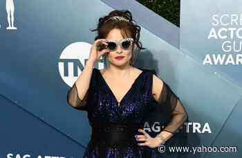Helena's Royal Anxiety: Helena Bonham Carter opens up about her 'insecurity and anxiety' over The Crown - Yahoo Entertainment
