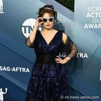 Helena Bonham Carter's 'insecurity and anxiety' over The Crown - Yahoo New Zealand News