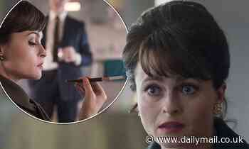 Helena Bonham Carter was 'apprehensive' about The Crown role - Daily Mail