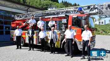 Drolshagen: 125 Jahre Feuerwehr ist ein Grund zu feiern - Westfalenpost
