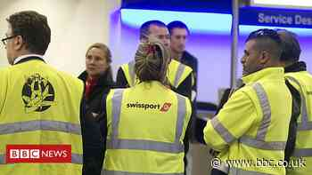 Airports giant Swissport set to halve its UK workforce
