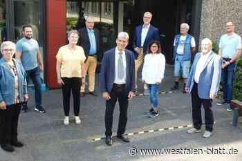 Eckard Gläsker tritt für die UWG an - Westfalen-Blatt