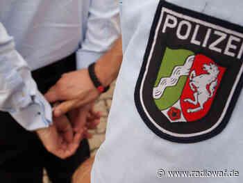 Ahlen. Ohne Führerschein und unter Drogeneinfluss Fahrzeug - Radio WAF