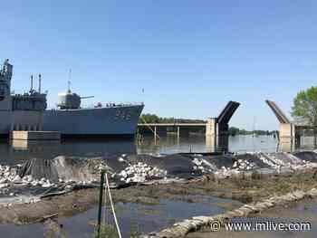 USS Edson sports a new berm - MLive.com